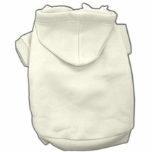 DOG HOODIE SWEAT SHIRTS CREAM FOR DOGS OF ALL SIZES USA MADE DOG & PUPPY... - €11,12 EUR
