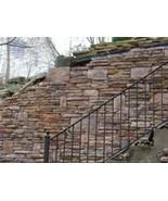 #ODL-86K Drystack Ledgestone Concrete Stone Kit w/86 Veneer Molds + DIY ... - $519.99