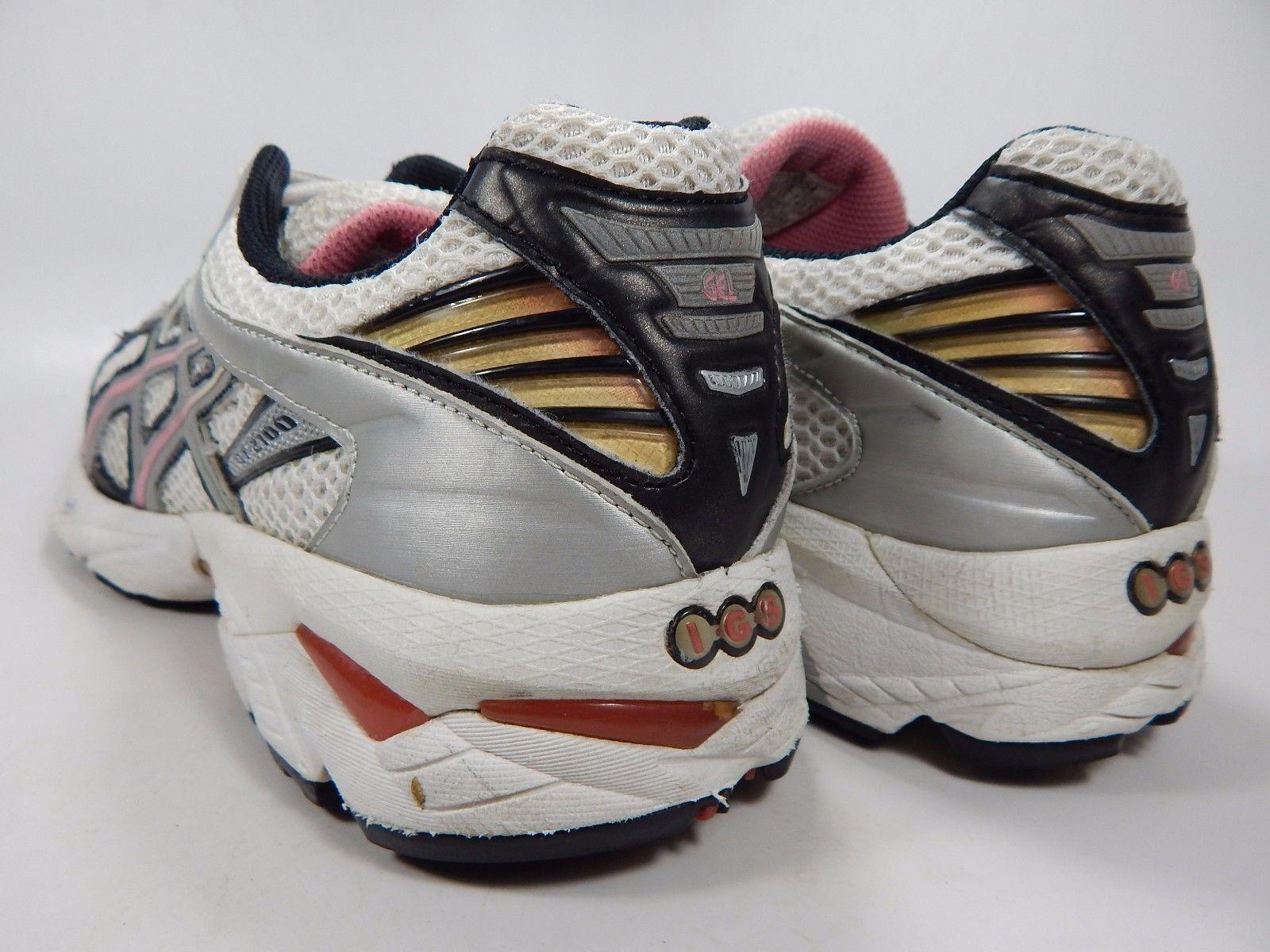 Asics GT 2100 Women's Running Shoes Size US 11 M (B) EU 43.5 White Silver TN554