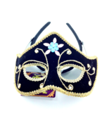NEW MASQUERADE BALL FETISH PLAY MASK CARNIVAL MARDI GRAS PROM ROLEPLAY - $36.99