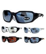 SA106 Choppers Mens Biker Warp Motorcycle Plastic Sport Sunglasses - $9.95