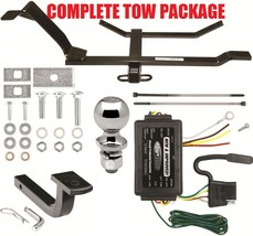 1999-2006 VOLKSWAGEN VW GOLF TRAILER HITCH + WIRING HARNESS KIT + BALL +... - $240.42