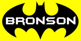 Batman Sticker, Personalized and Waterproof Stickers to Label School Sup... - $2.00