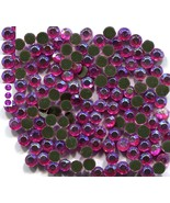 720 Rhinestone 3mm 10ss AB IMPERIAL PINK HotFix  5 Gross - $9.99