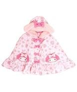 Sanrio My Melody Anniversary Kawaii Lolita Poncho Cape Jacket Japanese F... - $179.00