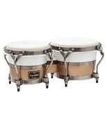 "Tycoon Bongo Drums/Heritage Series/Cafe Con Leche/7"" and 8.5"" Shells  - $299.00"