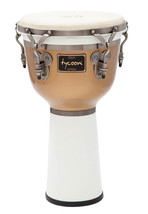 "Tycoon Signature Heritage Series Djembe/Cafe Con Leche/12"" Head/New - $429.00"