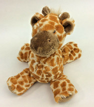 "Macys First Impressions Giraffe 2012 Classic 11"" Plush Baby Toy Stuffed Brown  - $29.02"