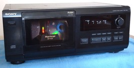 Sony CDP-CX50 Player, 50 Disc Changer (8135244), See Video ! - $102.50