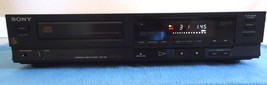 Sony CDP-550 Compact Disc Player, Made in Japan, See Video ! - $61.36
