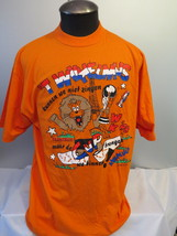 1998 World Cup Supporter  Shirt - Team Holland -We Can't Sing but We Win... - $39.00