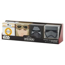 Hallmark CUBEEZ - Star Wars: The Force Awakens Characters Container Set ... - £29.81 GBP