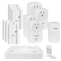 Uniden AppHome Smart Home Security System w/6x Window/Door Sensors, 4x P... - $126.07