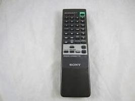 Sony RMT-C610 Remote,Sony RMTC610 Remote,Sony RMT-C610 Remote,CFD600,CFD610 - $29.99