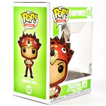 Funko Pop! Games Fortnite Character Tricera Ops #462 Vinyl Action Figure IN HAND image 5