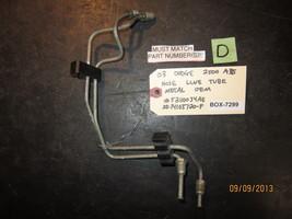 03 DODGE 2500 ABS HOSE LINE TUBE METAL OEM #52110034AE/14103720-F *See i... - $33.65