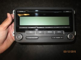 11 12 13 14 Vw Jetta,Passat Radio Cd Player #1 K0035164 A Xx 935 *See Item* - $69.30