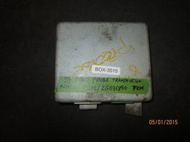 89 Ford Probe Transmission Module F202/Zg031890 Box 3515 *See Item Description* - $31.68