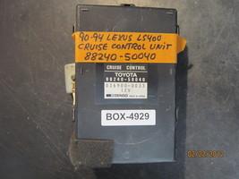90 91 92 93 94 Lexus Ls400 Cruise Control Module #88240 50040 *See Description* - $18.22