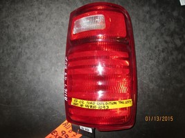 97 98 99 00 01 02 Ford Expedition Tail Left Light #44 Zh 1093 Xx 650 *See Item* - $29.70