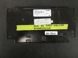 Audi A4 Radio Amplifier #8 H0035223 A Box 3304 *See Item Description* - $71.27