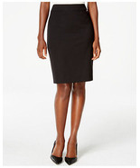 Tahari ASL New Black Solid Pencil Skirt   12     $69 - $34.99