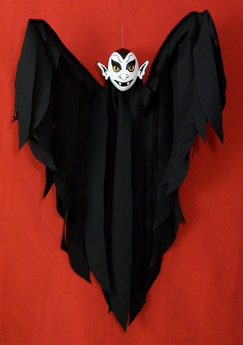 Halloween decoration vampire body 45