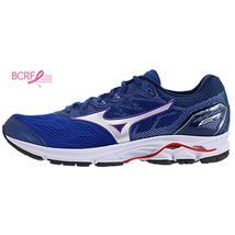 8d88346d24a133 Mizuno BCRF Wave Rider 21 MEN  39 S Running Shoes Size 9 Blue -