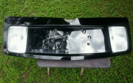 03-07 CADILLAC CTS  TRUNK FINISH PANEL TAIL LIGHT BLACK FACTORY, OEM - $193.05