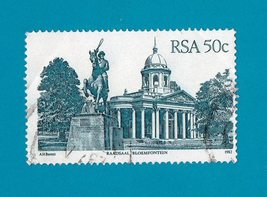 Republic of South Africa (used postage stamp) 1982 - $1.99