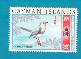 Cayman Islands (mint postage stamp) Wildlife- Birds Scott #262 - $2.99