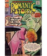 Charlton ROMANTIC STORY #126 VG - $3.99