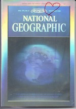1988 national Geographic December Vol. 174 NO.6 - $9.50