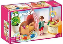 NEW!! Playmobil Baby Room with Mobile Kids Play 4 Years+ US - $43.85