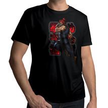 *NEW* Akuma Gouki Street Fighter Capcom Ryu Ken Mentor T-Shirt Tee Size Size XL - $18.00