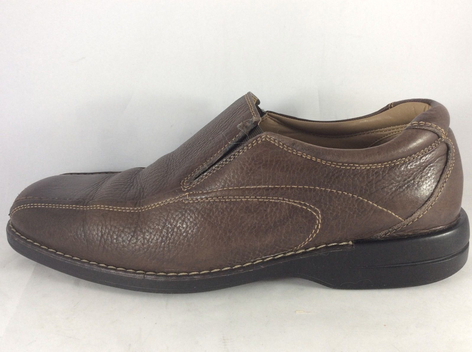 18f8866c0fe7 Bass JK Men s Soft Brown Pebbled Leather and 50 similar items. 57
