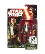 "Star Wars: The Force Awakens Jungle Mission 3.75"" Han Solo - $14.90"