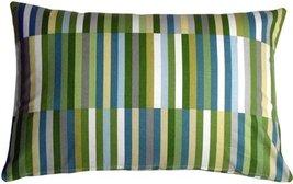 Pillow Decor - Waverly Side Step Marine 16x24 Throw Pillow - $49.95