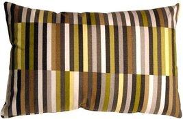 Pillow Decor - Waverly Side Step Avocado 16x24 Throw Pillow - $49.95
