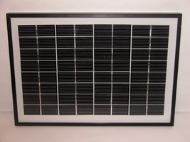 GS-0616 Solar Panel / Module 15.8V 6W 0.385A, tested, great for hobbyist! - €28,14 EUR