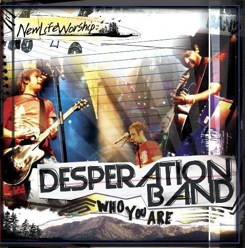 Primary image for Who You Are by Desperation Band [Audio CD] Gospel GOS 23