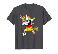 New Shirts - Dabbing Soccer 2018 Unicorn Germany T-Shirt Men - $19.95+