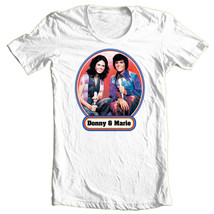 Donny  Marie T-shirt Osmond 70s retro pop culture cotton 80s graphic tee image 2