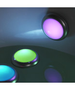 HotelSpa Color-Changing LED Shower and Bath Spa Light - $10.76