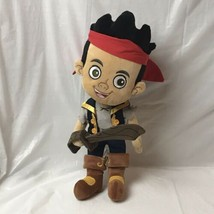 "Disney Jake And The Neverland Pirates Plush Doll 14""  - $16.82"