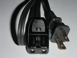 "Knapp Monarch Coffee Percolator Power Cord Model CAT.NO. 51-501 (2pin) 36"" - $13.39"