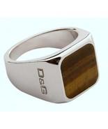 DOLCE & GABBANA D&G DJ0906 JEWELS BLADE UNISEX RINGS - $49.00