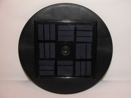 Circular 1.2W small application Solar Panel 5.8V 1.2W 0.21A, great for h... - $13.99