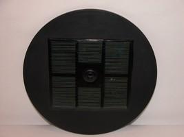 Circular 1.2W small Solar Panel / Module 7V 1.2W 0.17A, great for hobbyist! - $13.99