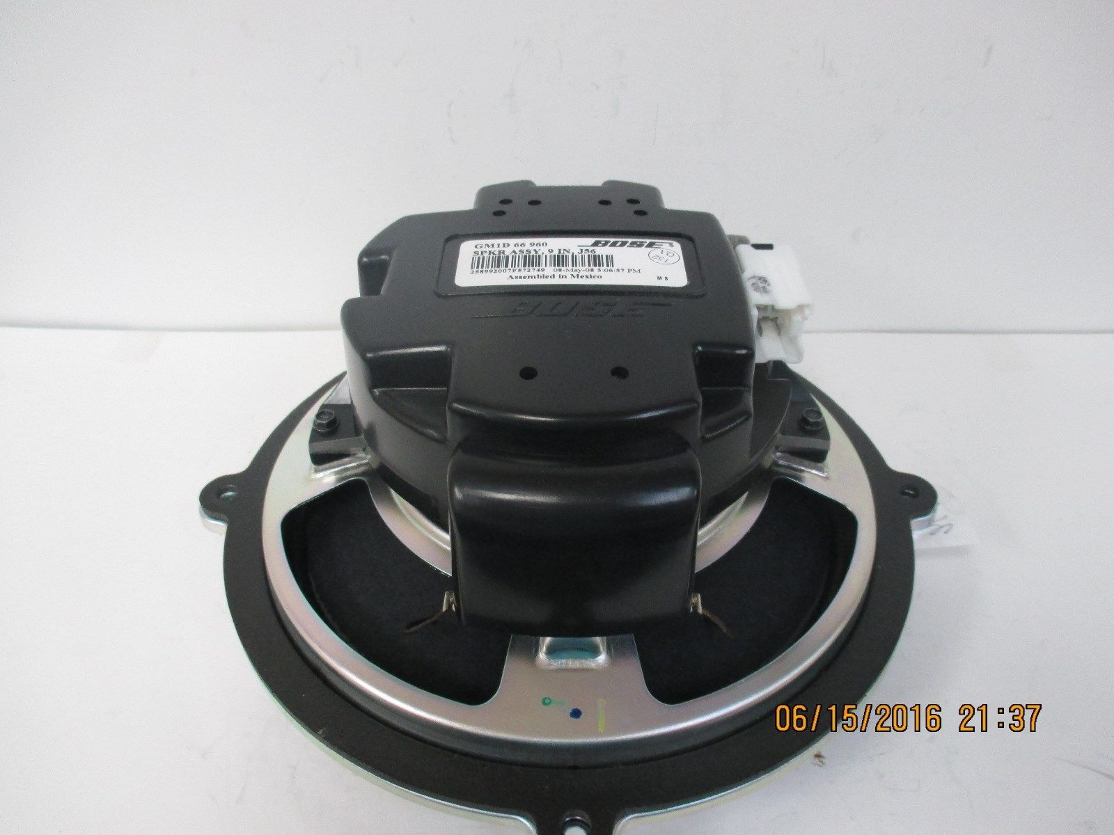2003-08 Mazda 6 Bose Subwoofer and Amp and 13 similar items